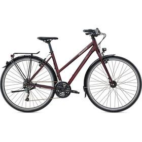 Diamant Elan Bicicletta da trekking GOR marrone/rosso